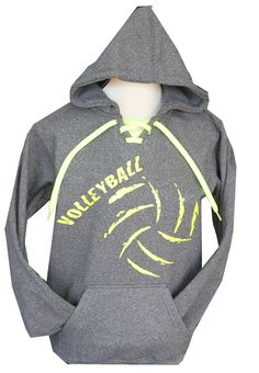 This extra soft 10 oz / 100% polyester with brushed lining is a must in the volleyball wardrobe. This sweatshirt is pre-shrunk and is a unisex cut so it runs big.