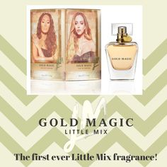 #AD We can't get their new single out of our heads and now we're loving their new fragrance, Gold Magic! #LittleMix #GoldMagic #OUTNOW