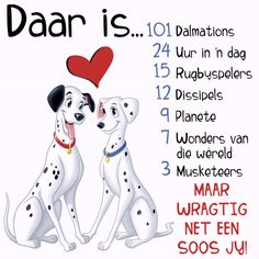 Daar is. Beautiful Quotes Inspirational, Pretty Quotes, Cute Quotes, Dog Quotes, Funny Quotes, Special Words, Special Quotes, Love Is Cartoon, Birthday Card Sayings