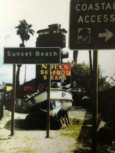 Sunset Beach, California The good ol days!