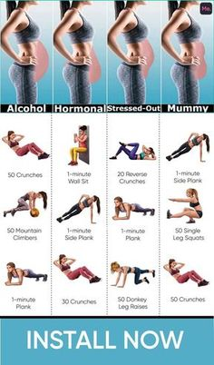 Pin on Belly fat workout Weight Loss Plan for Your Physique Sort Various kinds of the physique want totally different exercises to be more practical! Comply with the hyperlink and create your unimaginable physique with straightforward workout routines! Fitness Workouts, Easy Workouts, Fitness Tips, Fitness Motivation, Workout Routines, Thigh Workouts, Fitness Plan, Hiit Workouts For Beginners, Core Workouts