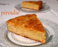 Gâteau aux pommes rapées et à la cannelle ultra moelleux d'Isa