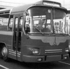1960'lardan 1980'lere Türkiye Otobüs Tarihi