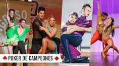 Euroson Latino 2014 #salsa #competition & congress in #Puebla #Mexico June 25 to 28