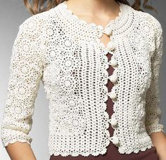 CARDIGAN CROCHET PATTERN SKIRT « CROCHET FREE PATTERNS