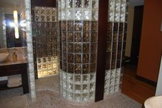 glass blocks for shower - Google Search