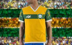 Camisa Copa 2010