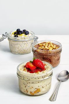 Chilled Overnight Chia