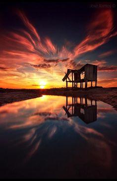 11 Perfectly Timed Sun Photos P-10