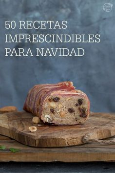 50 RECETAS IMPRESCINDIBLES PARA NAVIDAD | Atrapada en mi cocina | Bloglovin' Desert Recipes, Fall Recipes, Holiday Recipes, Christmas Recipes, Xmas Food, Christmas Cooking, Christmas Mix, Xmas Dinner, How To Cook Pork