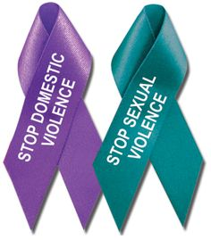 stop rape   Stock Stop Domestic Violence and Stop Sexual Violence Awareness Ribbon ...