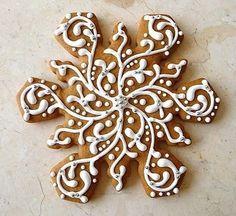 Decorated cookie - Galleta decorada