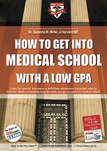 Applying in the right school in the right way is of paramount importance. A good application has better chances of landing you a place in a top medical school.