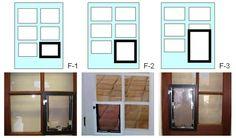 dog door for french doors | Door Designs Plans