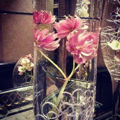 #spring #happyfriday #weekend #flemingsmayfair #mayfair #flowers #pink