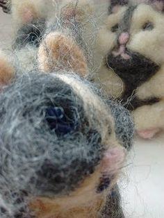 czesankowe gryzonie | Handmade czyli wytchnienie po mojemu