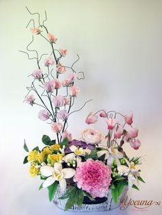YOCUNA Arte en Azúcar: Expotarta, Flores en Azúcar / Sugar Flower