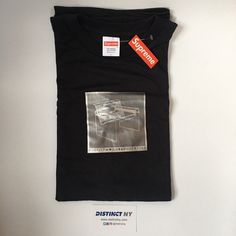 a12769a58 Supreme Chair Tee Black Size L SS18 #size #black #chair #supreme. Sale &  Events · Supreme Spring/Summer 2018