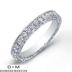 When should you wear an eternity ring?