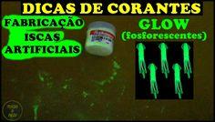 Dica - Tinta Glow Para Isca Artificial Soft [Pescas e Dicas]