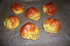 Brötchen ohne Mehl (Rezept mit Bild) von blitz1801 | Chefkoch.de