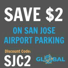 SJC San Jose Airport Parking Coupon