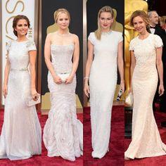 La invitada perfecta, inspírate en las celebrities #boda #invitadas #oscar2014