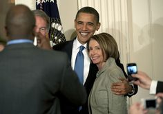 Pelosi Defends 'Eloquent' and 'Brilliant' Obama - Minutemen News nancy pelosi should be recalled from office immediately!