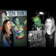 Halloween 13 doors