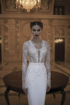 Berta Bridal 2014 Winter Collection - Nu Bride - 17