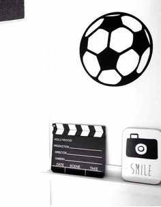 Wall sticker VOETBAL