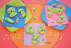 Team UmiZoomi Number Cookies