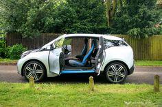 BMW i3 REX - BMW's new electric car.