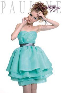 короткое вечернее платье Лаура Мона