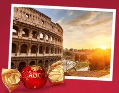 Gewinne mit Chocolat Frey 3 x ein Romantik-Wochenende in Rom für zwei Personen im Wert von je 1'500.-!  Zusätzlich gibt es im Wettbewerb 5 x Migros Geschenkkarten im Wert von 500.- oder 15 x Migros Geschenkkarten, im Wert von 200.- zu gewinnen.  Nimm hier gratis teil: http://www.gratis-schweiz.ch/romantik-wochenende-in-rom-zu-gewinnen/