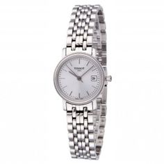Tissot Women's Stainless Steel 'Desire' Watch - product - Product Review