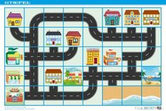 Make a candy land board for Bee Bot Classroom Wall Decor, Classroom Walls, Abc Zoo, Coding For Kids, Primary Teaching, Educational Activities, Candyland, Computer Science, Learning
