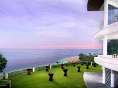 Grand Nikko Bali Bali - View
