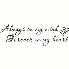 Tattoo.... Perfect for my grandparents.. I know just where I'm getting it! So excited!