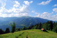 Mountains Carpathians house field landscape wallpaper | 3872x2592 | 148654 | WallpaperUP
