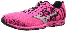 Mizuno Women's Wave Hitogami 2 Running Shoe -- To view further, visit