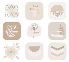 Cute Patterns Wallpaper, Cute Wallpaper Backgrounds, Cute Wallpapers, Iphone Wallpaper App, Aesthetic Iphone Wallpaper, Icones Do Iphone, Cute Lockscreens, To Do Planner, App Anime