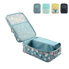 Temperate 1x 6color Multifunction Portable Waterproof Travel Organiser Tote Shoes Pouch Hanging Organizers