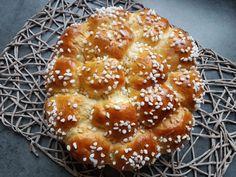 Brioche Buchty Thermomix par Caro_line Beignets, Thermomix Desserts, Biscuits, Muffin, Pains, Breakfast, Food, Pastries, Surprise Cake