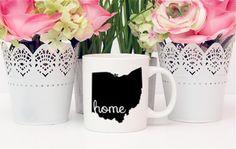 Ohio Home / Coffee Mug