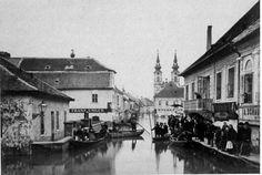 Budapest anno: több, mint nosztalgia...: Árvíz Budán, 1876 március
