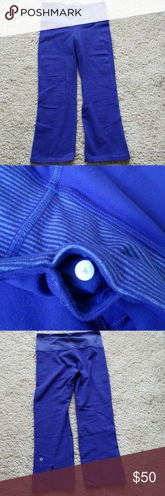 Lululemon Capri size 4 Good condition lululemon athletica Pants Capris