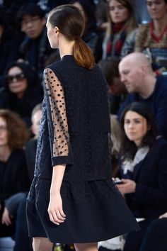 structured skirt -jiayi