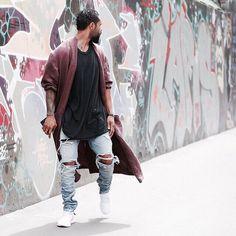 Men styling