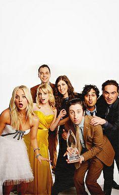 Big Bang Theory, People's Choice Award.
